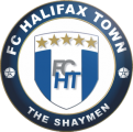 FC Halifax Town (H) Matchday Programme