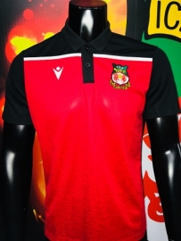 BLACK & RED JUMEIRAH POLO SHIRT