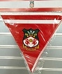 Wrexham AFC Bunting Decorations