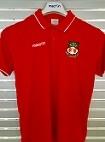 Wrexham AFC Draco Polo Shirt (Red)