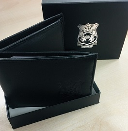 BLACK BOXED WALLETS